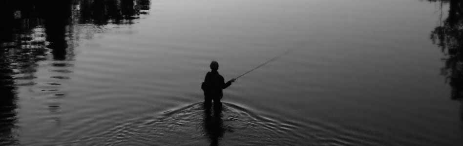 Fisherman-on-The-River-Usk